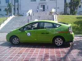 Los Angeles Green Taxi