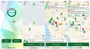 Book & Track Your Taxi in Real-time