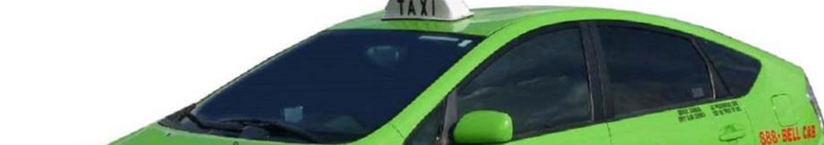 Taxi Fleet Green Taxi Hybrid Taxis
